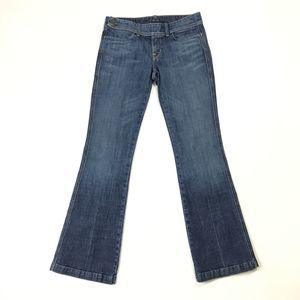 Citizens of Humanity bootcut 28 low rise